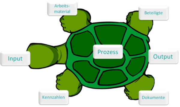 Turtle Diagramm 2