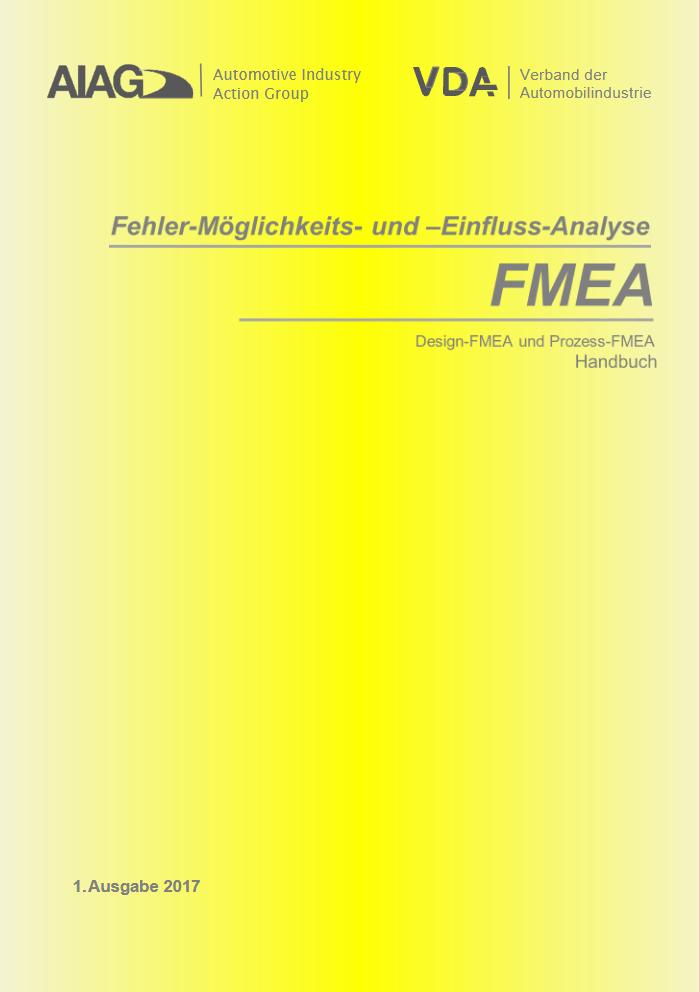 Die Harmonisierung der FMEA: VDA und AIAG Alignment 5