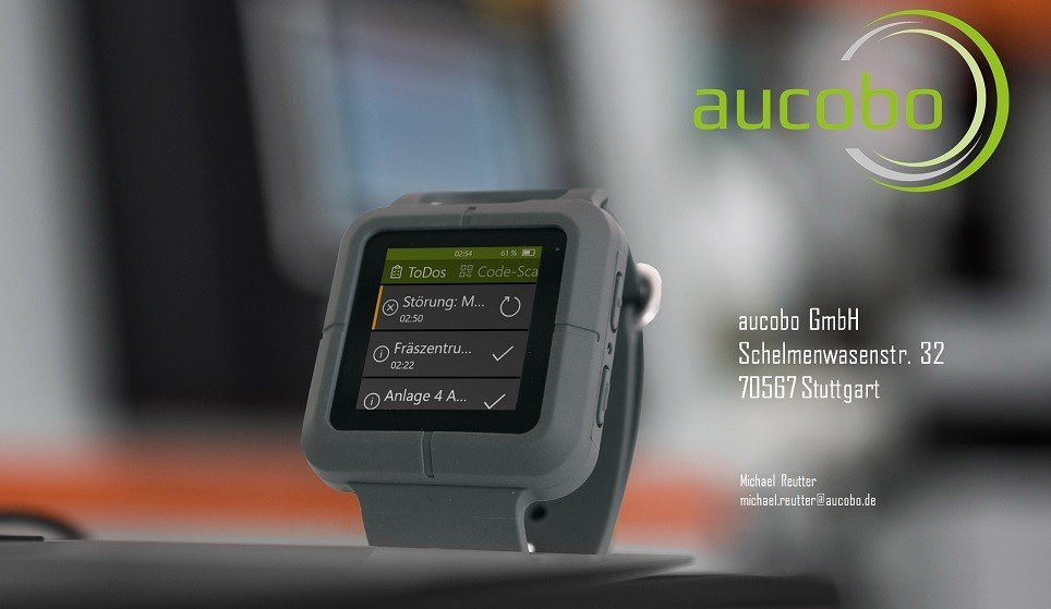 aucobo smartwatch