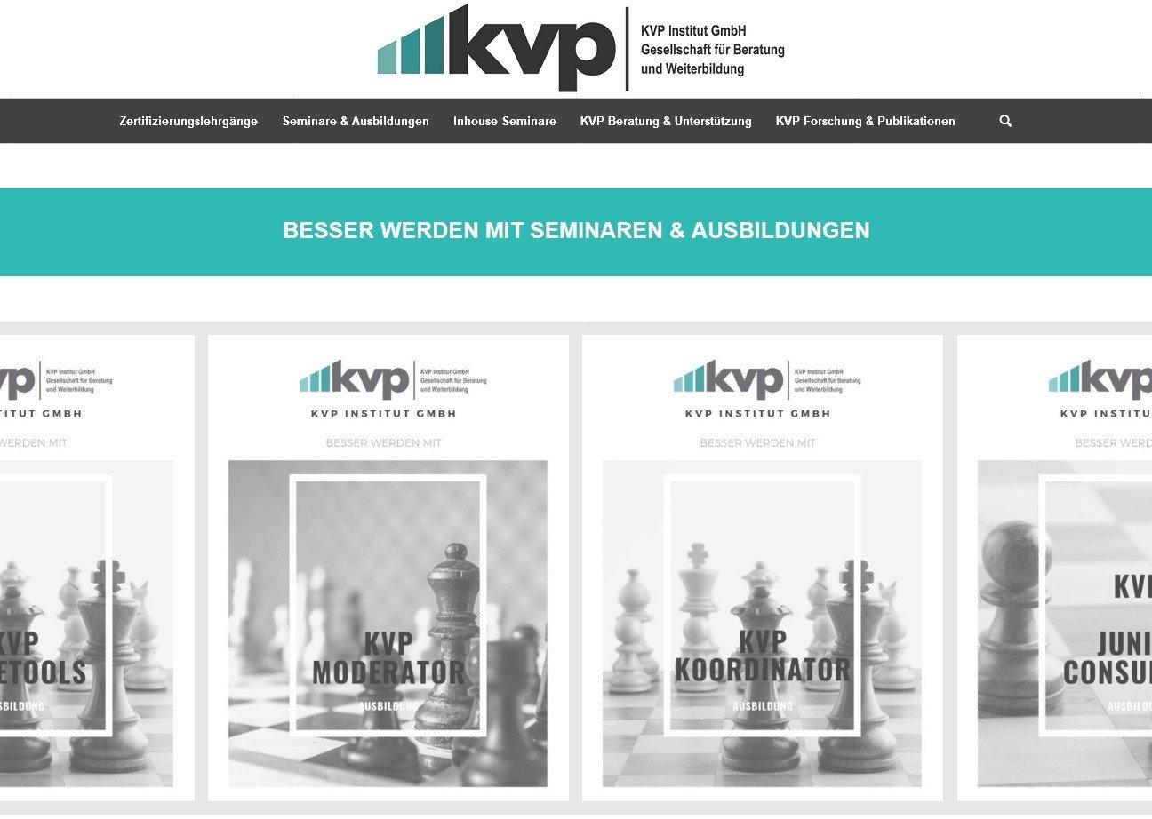 KVP Website